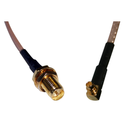 Pigtail RP-SMA conector a conector MMCX