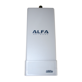 Wifi adaptador externo USB CPE Highpower UBDo-g 2,4 GHz Alfa Network