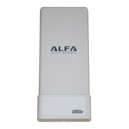 Wifi adaptador externo USB CPE Highpower UBDo-gt Alfa Network 2.4 GHz